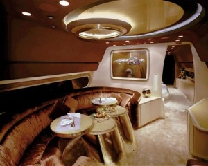 Inside the Most Expensive Private Jets (14 photos) 4