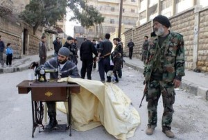 Off-Duty Rebels in Syria (30 photos) 4