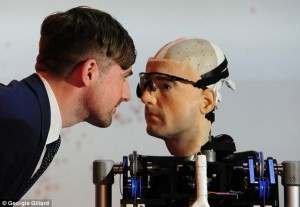 World's First Bionic Man (15 photos) 6