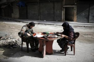 Off-Duty Rebels in Syria (30 photos) 6