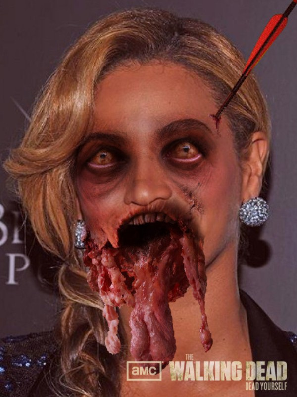 Celebrities As Zombies (13 photos) 7