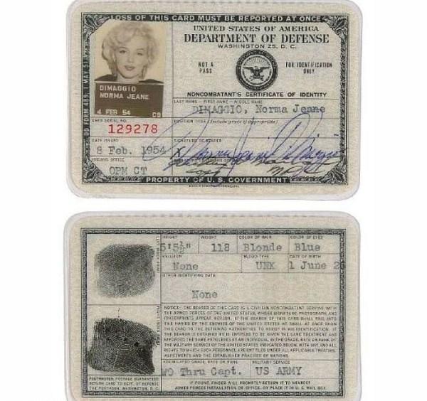 721 Passports of Fаmоus Реоple (17 photos)