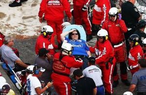 Accident in NASCAR Daytona 500 (17 photos) 7
