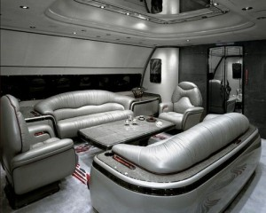 Inside the Most Expensive Private Jets (14 photos) 7