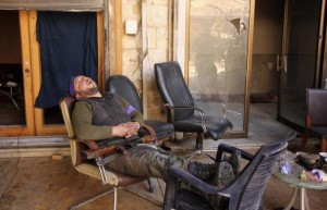 Off-Duty Rebels in Syria (30 photos) 7
