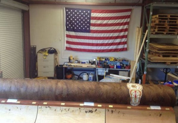World's Biggest Cigar (7 photos) 7