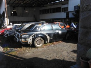 Car Cemetery in Japan (38 photos) 8