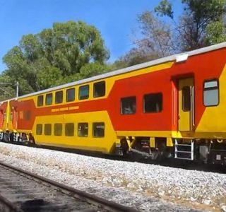The Superfast Double-decker Train (13 photos)