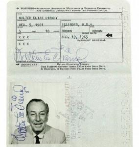 Passports of Fаmоus Реоple (17 photos) 9