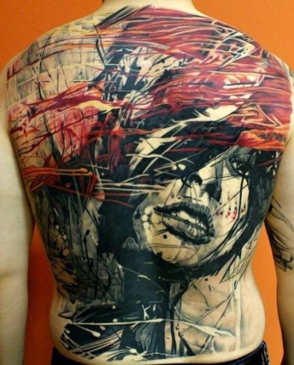 Tatuagens impressionantes que merecem sua atenção!
