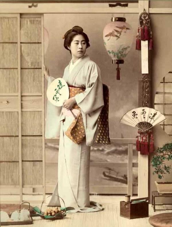 1102 19ος αιώνας Φωτογραφίες Από Τόκιο (25 φωτογραφίες)