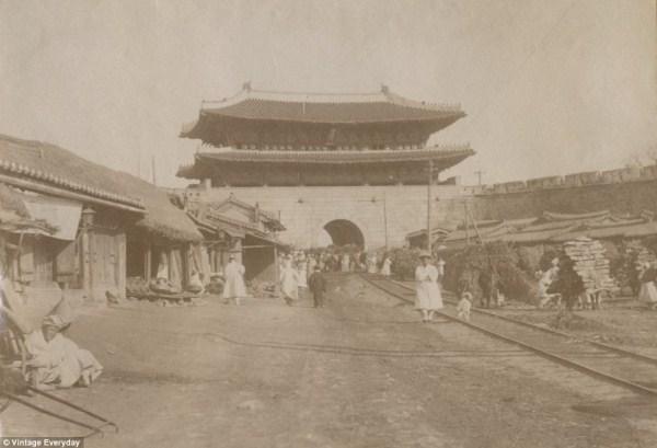 1147 Φωτογραφίες από Old Κορέα (22 φωτογραφίες)