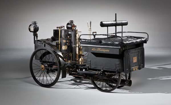 119 Η αρχαιότερη αυτοκίνητο που τρέχει (12 φωτογραφίες)