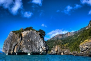 Beautiful Marble Caves (13 photos) 1