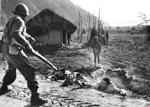 1240 Ο Πόλεμος της Κορέας 1950 1953 (33 φωτογραφίες)
