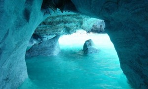 Beautiful Marble Caves (13 photos) 12