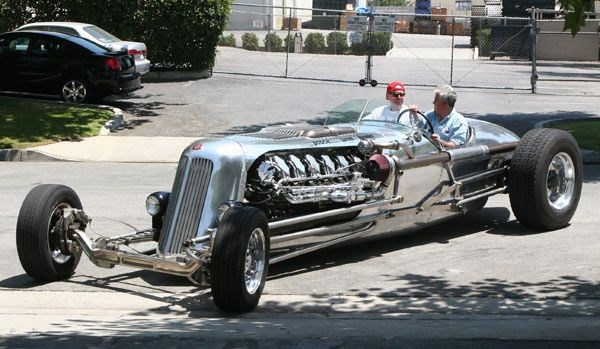 Jay Leno's Cars (14 photos) 13