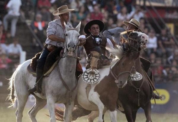 1428 της Νότιας Αμερικής Cowboys (15 φωτογραφίες)