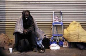 Living on Skid Row (25 photos) 1