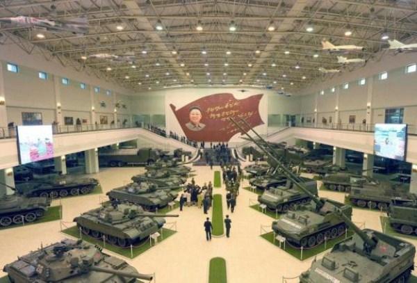 1712 Η Βόρεια Κορέα Στρατιωτικό (34 φωτογραφίες)