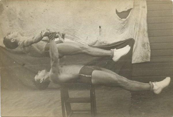 Ενδιαφέρουσες 1916 Φωτογραφίες από το παρελθόν (62 φωτογραφίες)