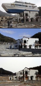 Japan Tsunami Two Years On - Before and After Pictures (38 photos) 19