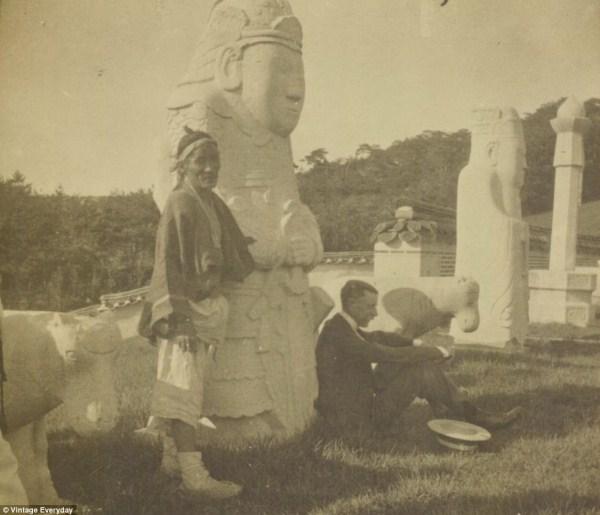 2108 Φωτογραφίες από Old Κορέα (22 φωτογραφίες)