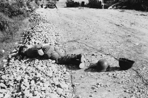 2135 Ο Πόλεμος της Κορέας 1950 1953 (33 φωτογραφίες)