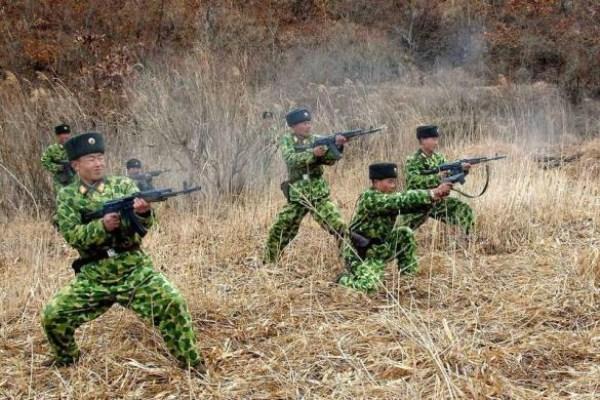 246 Το Βόρειας Κορέας Στρατιωτικό (34 φωτογραφίες)