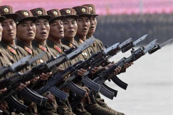 The North Korean Military (34 photos) 24