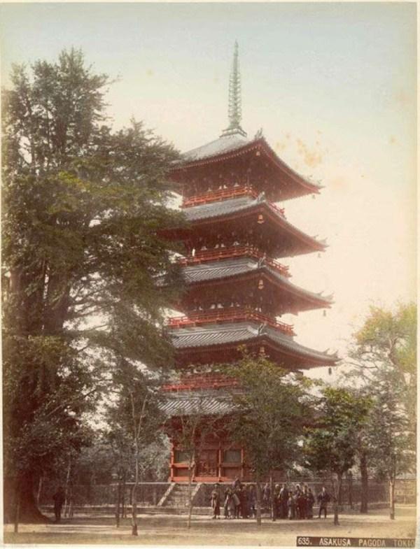 258 19ο αιώνα Φωτογραφίες Από Τόκιο (25 φωτογραφίες)