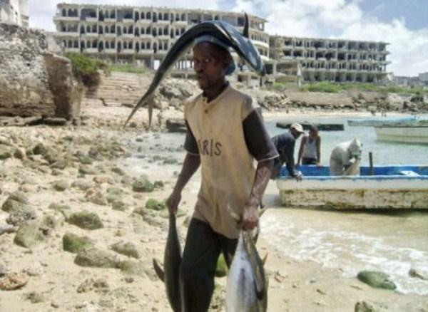 2710 Οι ψαράδες του Μογκαντίσου (33 φωτογραφίες)