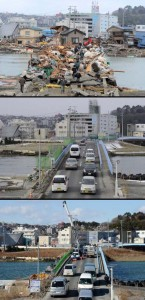 Japan Tsunami Two Years On - Before and After Pictures (38 photos) 30