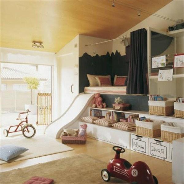 337 Awesome Υπνοδωμάτια για παιδιά (31 φωτογραφίες)
