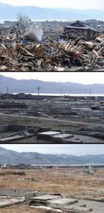 Japan Tsunami Two Years On - Before and After Pictures (38 photos) 37