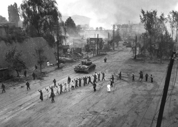 396 Ο Πόλεμος της Κορέας 1950 1953 (33 φωτογραφίες)