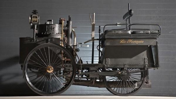 412 Η αρχαιότερη αυτοκίνητο που τρέχει (12 φωτογραφίες)