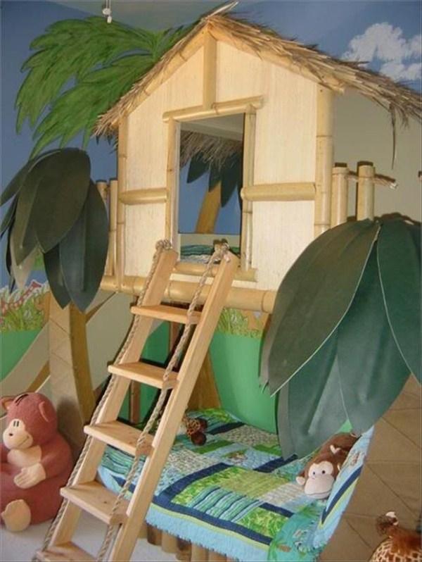430 Awesome Υπνοδωμάτια για παιδιά (31 φωτογραφίες)