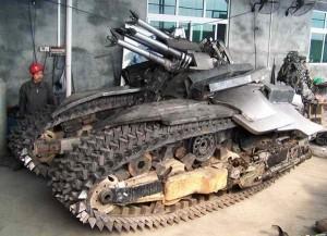 Megatron Tank Made in China (7 photos) 4