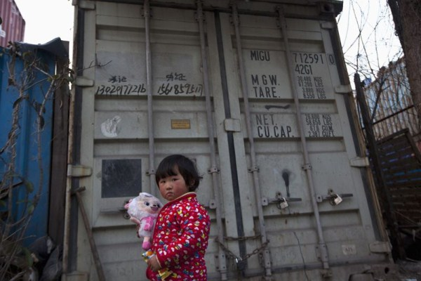 511 Ζώντας μέσα σε ένα εμπορευματοκιβώτιο (8 φωτογραφίες)