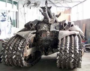 Megatron Tank Made in China (7 photos) 6