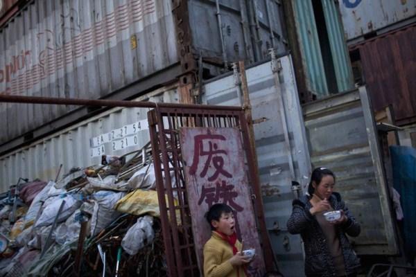 711 Ζώντας μέσα σε ένα εμπορευματοκιβώτιο (8 φωτογραφίες)