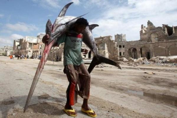 The Fishermen of Mogadishu (33 photos) 7