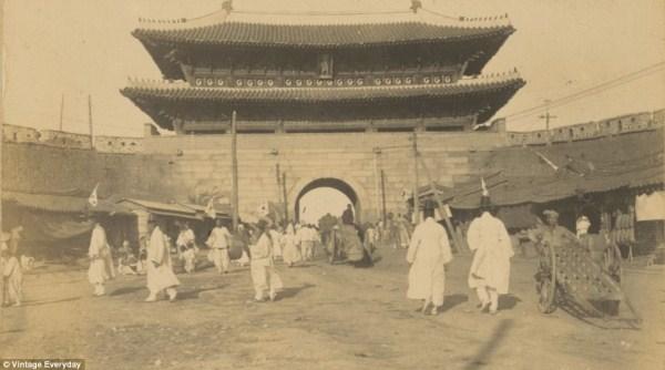 740 Φωτογραφίες από Old Κορέα (22 φωτογραφίες)