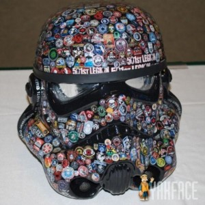 Custom Storm Trooper Helmets (30 photos) 7