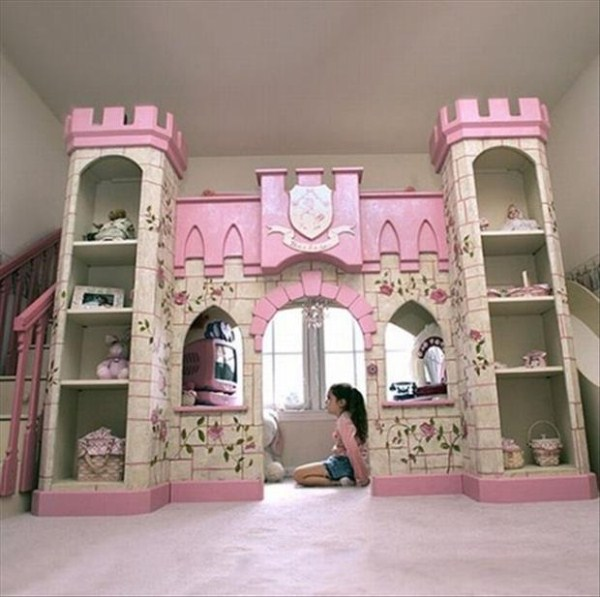 822 Awesome Υπνοδωμάτια για παιδιά (31 φωτογραφίες)