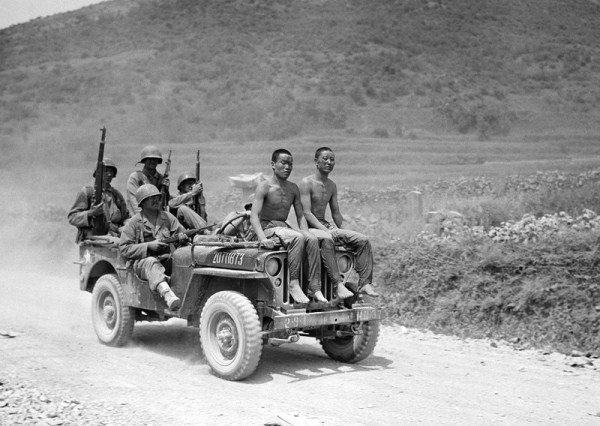 945 Ο Πόλεμος της Κορέας 1950 1953 (33 φωτογραφίες)