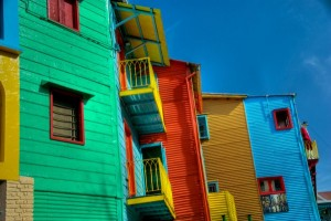 The Most Colorful Cities In The World (24 photos) 10