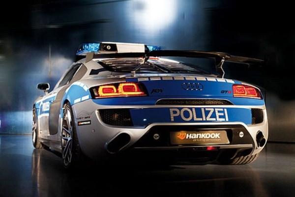 102 πιο εξωτικά αυτοκίνητα της αστυνομίας στον κόσμο (20 φωτογραφίες)