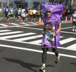 Weird People of the Tokyo Marathon (39 photos)
